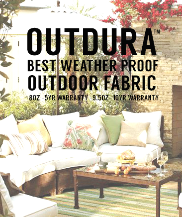 the best outdoor fabric | big duck canvas warehouse