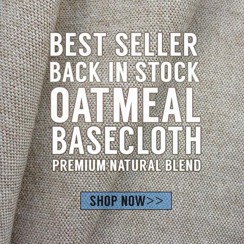 Oatmeal Basecloth